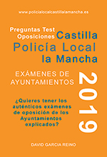 Test Policía Local Castilla la Mancha