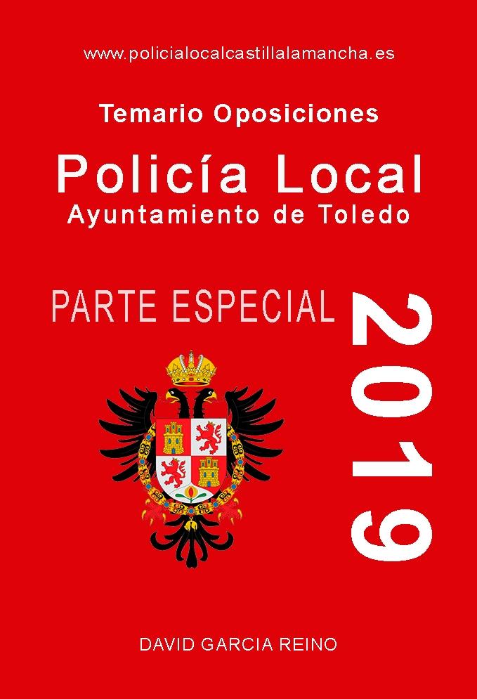 Temario Policía Local Toledo